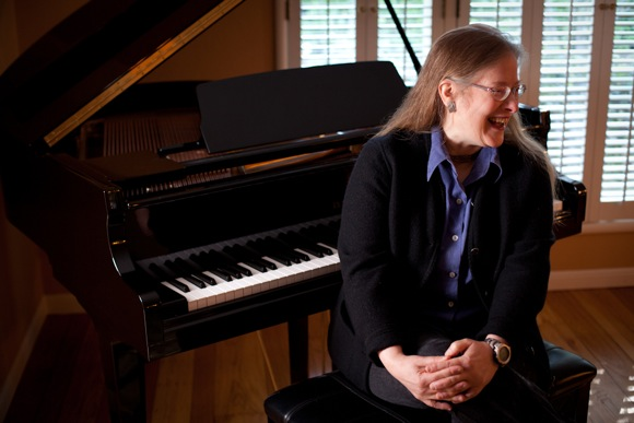 concert pianist Helene Wickett