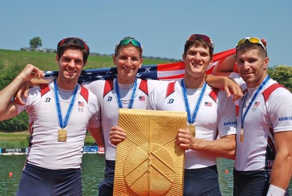 Seth Weil_crew team gold