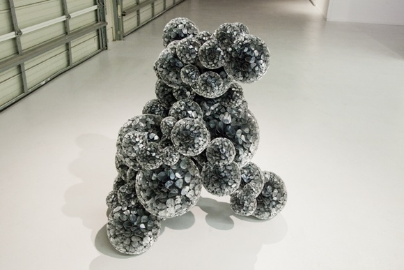 Untitled (mylar) by Tara Donovan