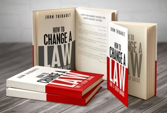 How to change law book cover