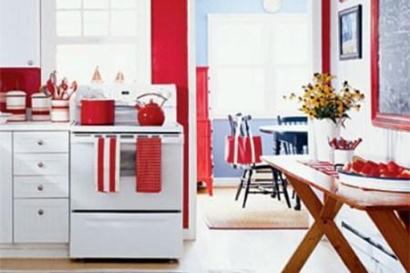 wonderful kitchen decorating ideas with apple theme 9