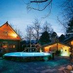 pool sauna