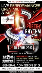 Poetry Rhythm & Soul