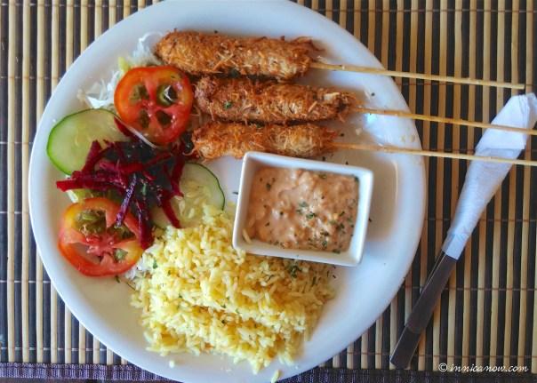 Satay Fish