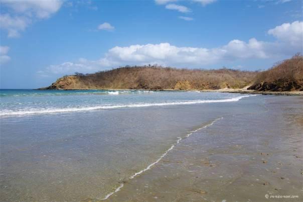 Playa Remanso: San Juan del Sur, Nicaragua