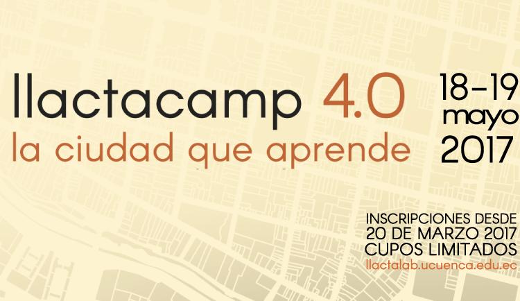 Llactacamp4.0