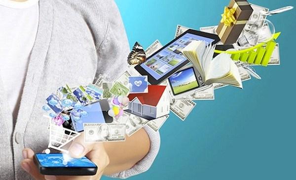 Затраты на мобильную рекламу достигнут $100 млрд к 2016