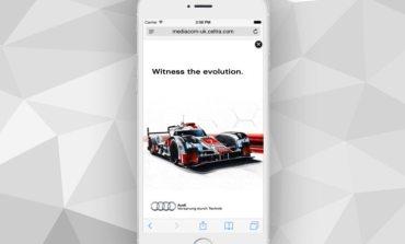 Вертикальное видео увеличило просмотры рекламы Audi на 80%