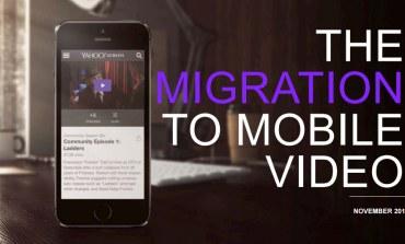 Просмотр видео на мобильных устройствах превысил просмотр на десктопах