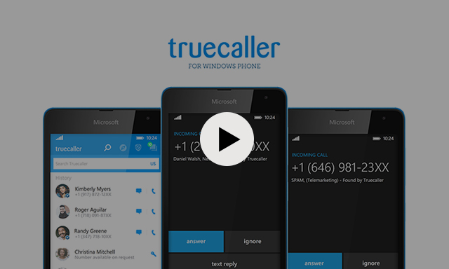 truecaller for windows 8