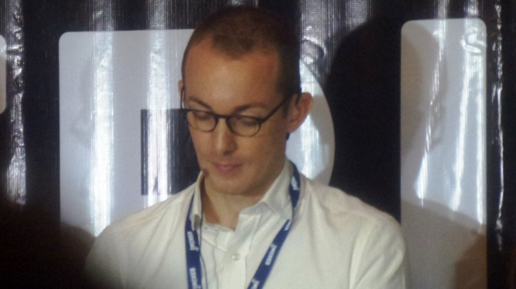 Bastian Gotter spoke to Innovation Village on the sidelines of the recently held Mobile West Africa 2015 conference