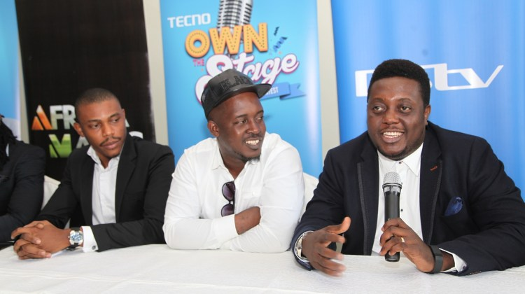 Tecno Own the stage