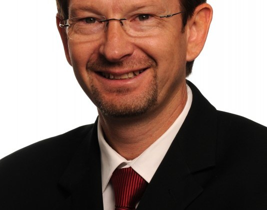 Hennie Heymans, Managing Director for DHL Express SSA