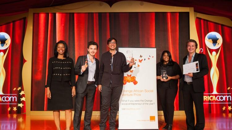 2015 Orange African Social Venture Prize