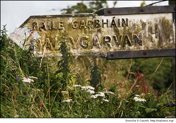 Directions to Ballygarvan