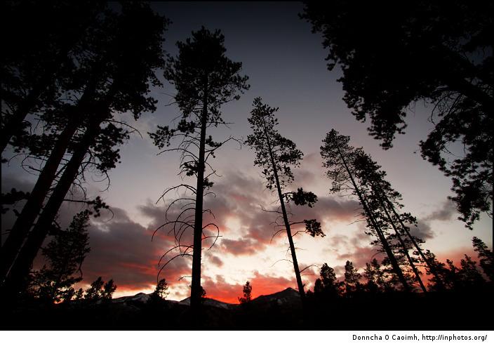 Breckenridge Sunset