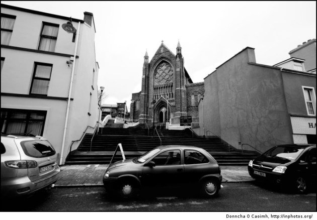church steps in castletownbere