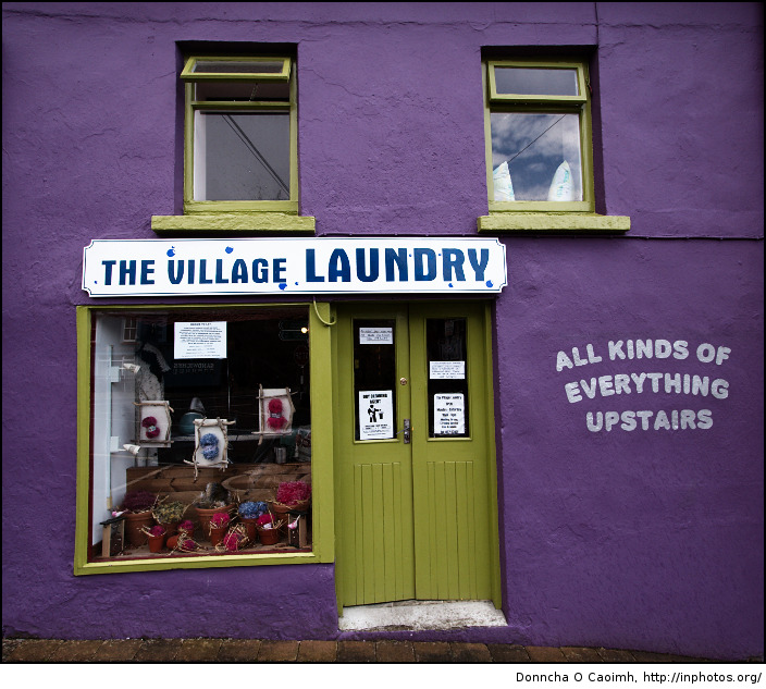 the village laundry