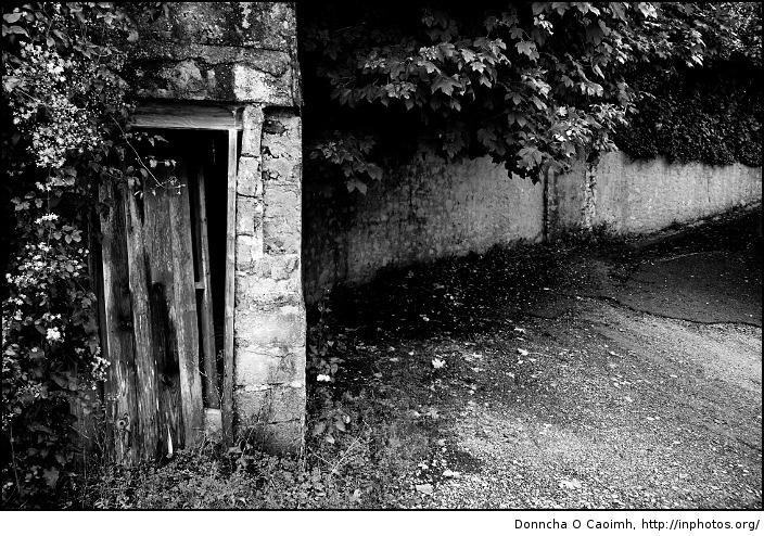 Dark Doorway