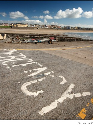 Emergency at Kilkee Beach