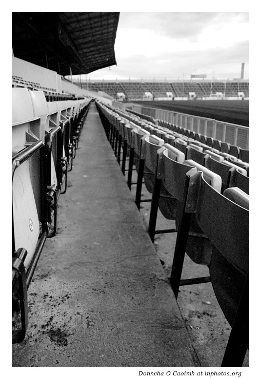 Empty Seats in Pairc Ui Chaoimh