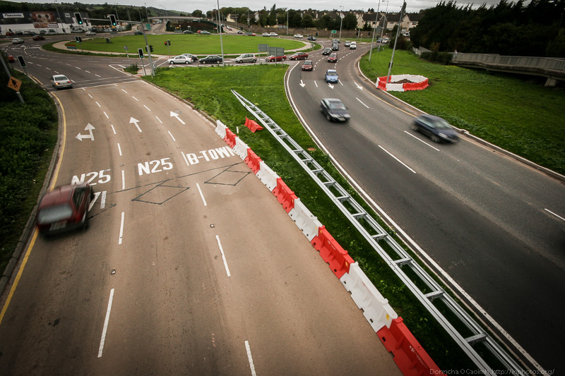 The Bishopstown Roundabout
