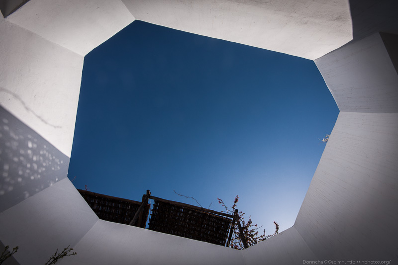 Blue Sky of Morocco