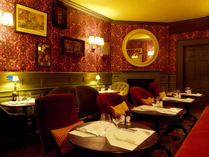 Afternoon Tea at Dean Street Townhouse, Soho, Review