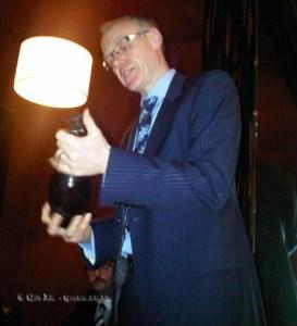 David Hesketh MW of Laurent Perrier