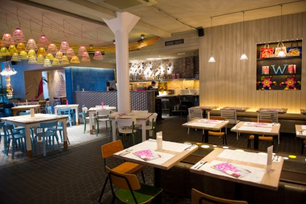 Wahaca, Soho, Review