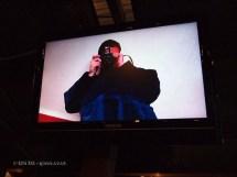 Short film still at Kirin Ichiban Yatai