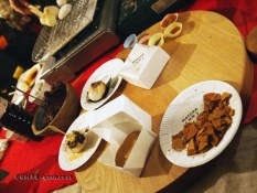 Matcha goodies at The Long Table