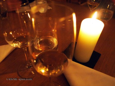 Candles, Mauro Colagreco and Nuno Mendes at Viajante