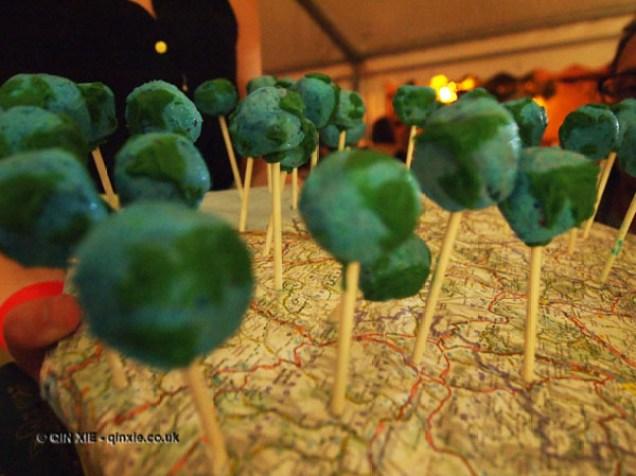 Global pops, British night, Global Feast 2012