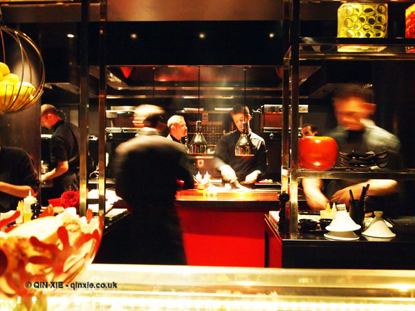 L'Atelier de Joel Robuchon, Covent Garden, Review