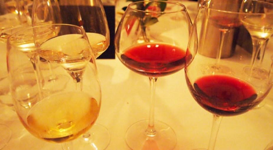 Wines, Brancott Estate dinner at Gauthier Soho
