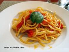 Spaghetti, Villa Maria, Abruzzo