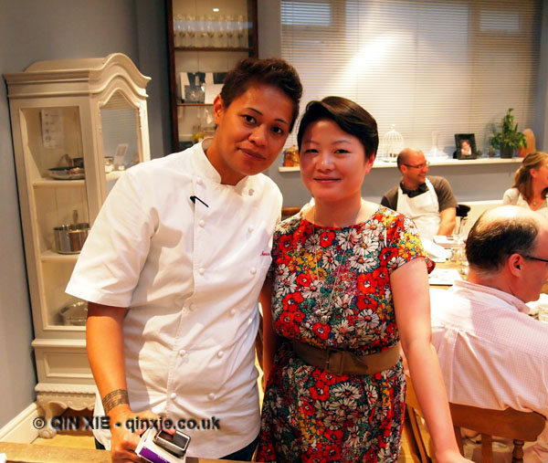 The Monica Galetti Experience