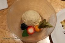 Kinako soy bean ice cream, The Matsuri, St James