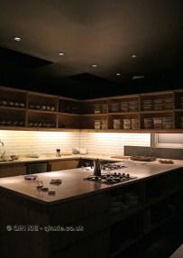 Development kitchen, Boragó, Santiago, Chile