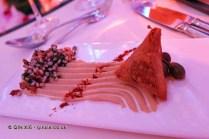 Moroccan mezzeh selection - Tabbouleh, hummus and Fatayer Sebanikh, Sofitel Gala, Sofitel Legends People's Grand, Xian