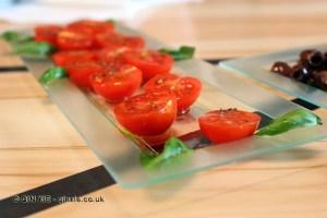Tomato salad, Niasca Portofino