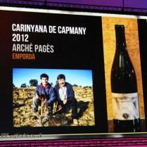 Arché Pagès Carinyana de Capmany 2012