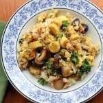 Vegetable Fried Rice :: Inquiring Chef