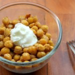 Spiced Roasted Chickpeas :: Inquiring Chef