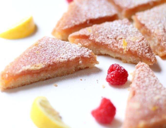 Pink Lemonade Bars - Inquiring Chef