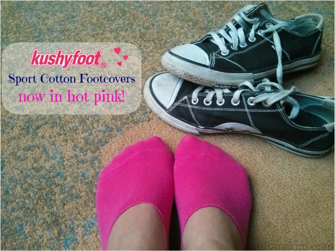 kushyfoot Sport Cotton Footcovers