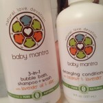 Baby Mantra All-Natural Bath Products for Babies and Kids