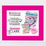 Color Your Own Sweethearts Conversation Hearts Box Plus Contest