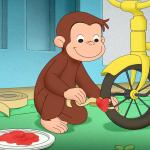 Curious George Celebrates Valentine's Day With All New Episode